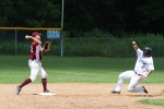 2nd base forceout