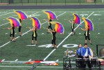 Les Stentors Color Guard