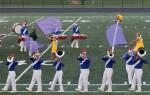 Racine Scouts horns walk the line